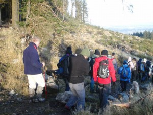 Club Christmas Walk - Monday 29th December @ Dublin Mountains | Eccles | United Kingdom