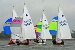 GP14 - O'Tiarnaigh Challenge @ SSBC