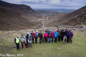 SSBC walking weekend - Tollymore 2016 @ Tollymore Adventure Centre