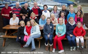 Sailing - 2016 SSBC Ladies Championship @ SSBC