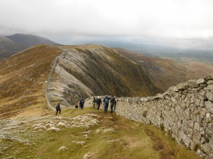 SSBC walking weekend – Tollymore  Feb 2015
