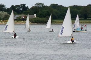 Sailing - 2017 Club Topaz Championship @ SSBC