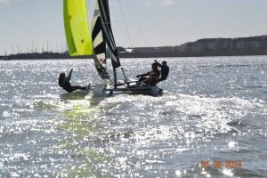 Sailing - Friday evening social/family & fun racing @ SSBC