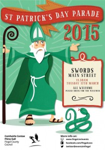17th March 2015 – Swords St Patrick Day Parade