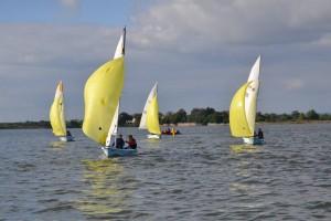 Sailing - Team Racing @ SSBC