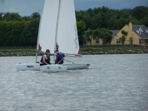 Sailing - New member 4 evening informal introductory to sailing @ SSBC