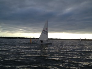 Sailing - Club Spring Race Series @ SSBC