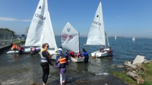 Sailing – Family day/afternoon @ SSBC