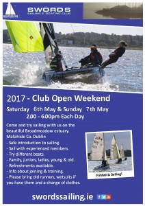 Club Open Weekend @ SSBC