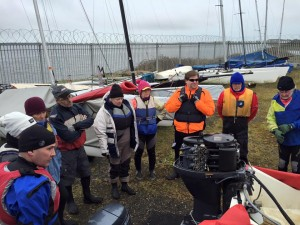 Safety Boat Refresher for National power boat Certificate holders @ SSBC