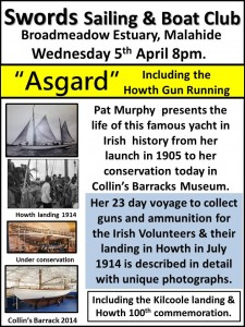 Asgard - Famous yacht in Irish history