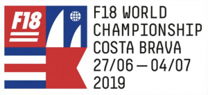 F18 World Championships - Spain @ Ballena Alegre Sailing Club