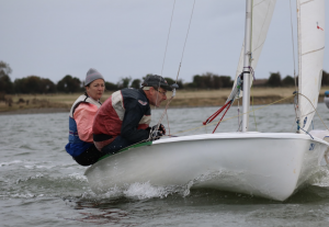 Sailing - Club Sunday Morning Autumn Race Series @ SSBC