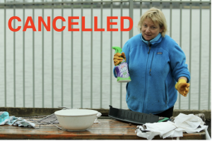 Club work party - NOW CANCELLED @ SSBC