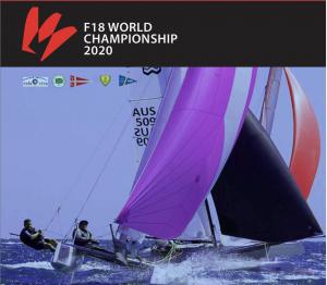 F 18 Worlds - Italy @ The Yacht Club Egeo Vittorio Simeone